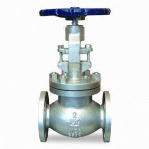 API 150lb Ss Flange End Ball Valve with Handle Lever