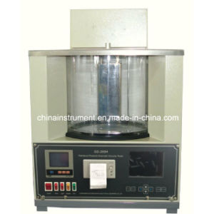 Gd-265h Intelligent Petroleum Oil Kinematic Viscometer by ASTM D445 pictures & photos