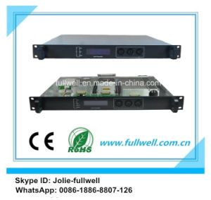 0~15km, 1550 Fiber Internal Directed Optic Transmitter with AGC (FWT-1550D/PS-3) pictures & photos