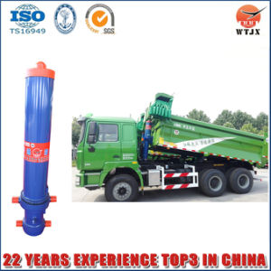 Telescopic Hydraulic Cylinder for Semi Trailer Parts pictures & photos