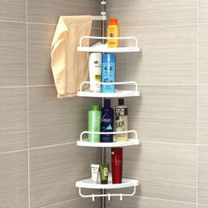 Stainless Steel Extendable Bathroom Shelf pictures & photos