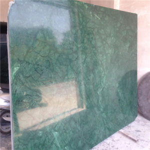 China Natural Dark Green Stone Marble For Tiles Slabs Countertops