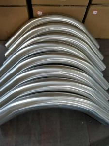 Stainless Steel Ss304 Ss316 Large Radius Seamless 4D Elbow Bend pictures & photos