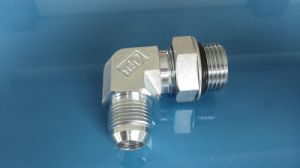 74 Cone Flared Jic/Sar O-Ring Boss 90 Elbow