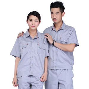 OEM Factory Customized Work Uniform / Staff Uniform pictures & photos