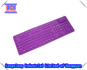Precision Computer Keyboard Plastic Mould pictures & photos
