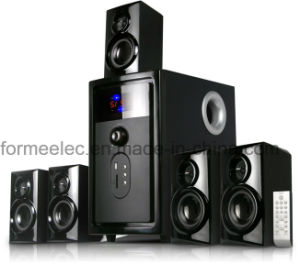 5.1CH Home Theater Multimedia Speaker Subwoofer RMS 140W pictures & photos
