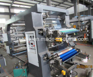 High Speed 4 Color Flexographic Printing Machine (YTB-41000) pictures & photos