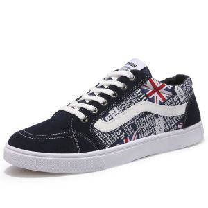 Leisure Canvas Shoes Classic Fashion Sneakers for Men Shoe (AKCS37)