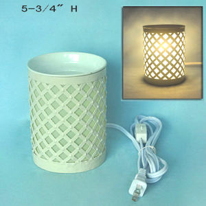 Electric Metal Fragrance Warmer - 15CE00878