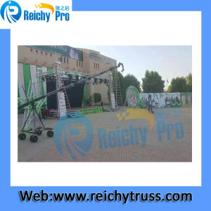 Small Stage Lighting Truss, Wedding Stage Lighting Truss, Truss Aluminum pictures & photos
