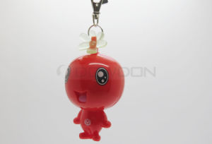 Key Ring Lady Child Student Security 120dB Cute Baby Anti Rob Personal Red Bird Alarm pictures & photos