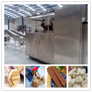 Wafer Biscuit Machine Wholesale with Factory Low Price pictures & photos