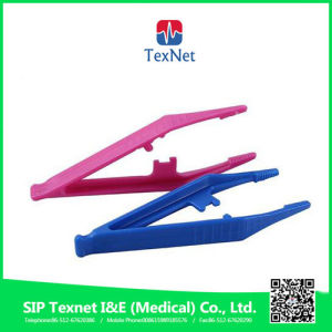 Disposable Medical Plastic Tweezers Forceps pictures & photos