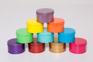 Tin Box for Therapeutic Adhesive Tapes pictures & photos