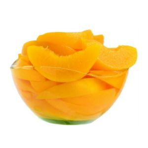 Canned Yellow Peach Slices with High Quality pictures & photos