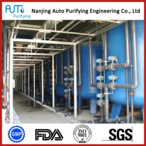 Industrial Water Softener Filtration Equipment