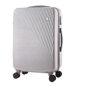 100% New PC Travel Trolley Luggage Suitcases pictures & photos