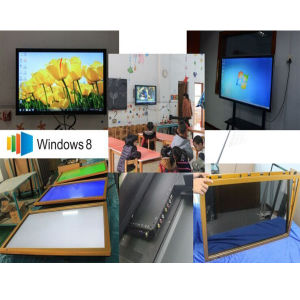65 Inch LCD Interactive Smart Board Touch TV in Large Size for School and  Office-Touch Screen Monitor