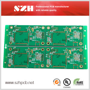 Fr4 Multilayer Rigid PCB Manufacturer PWB pictures & photos
