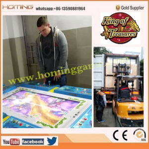 2016 Top Profits 100% English Version Treasure King Fishing Game Machine, Treasure King Arcade Fishing Game Machine, Arcade Treasure King Fishing Game Machine