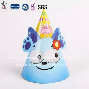 New Design Fashion Color Birthday Cap for Promotion pictures & photos