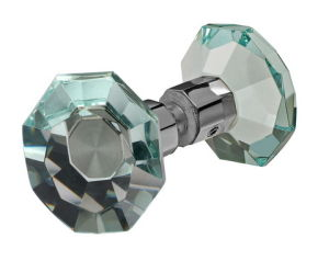 Crystal Shower Door Knob (SH-6504)