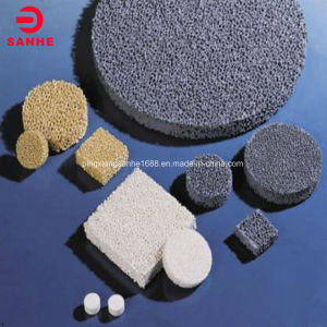 Silicon Carbide, Zirconia, Alumina Honeycomb Ceramic Foam Filters for Foundry