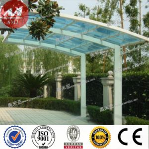 hot sale aluminium carport roof carport with polycarbonate roofing s36