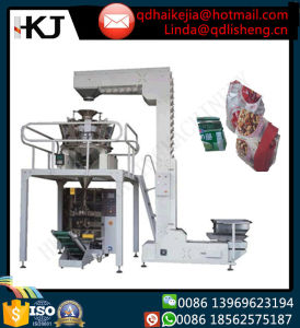 Automatic Vertical Packing Machine for Puffed Food pictures & photos