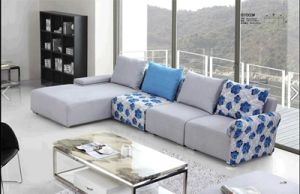 Modern Design Fabric Sofa