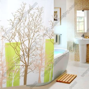 Printed Shower Curtains pictures & photos