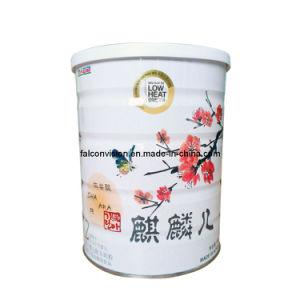 750g Milk Powder Metal Tin Can with Easy Open End pictures & photos