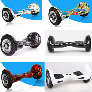 Big Wheel Hot Sale Hands Free Electric Air Board Electric Scooter with Two Wheels (Z6)