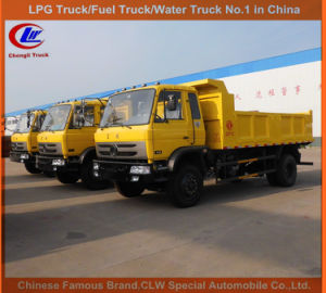 160HP 4*2 Mini Dongfeng 15ton 20ton Tipper Truck Dump Truck pictures & photos