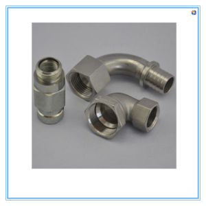 Aluminum Die Cast Parts for Pipe Fitting pictures & photos