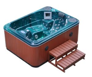 Indoor SPA Hot Tub  (JCS-33) pictures & photos
