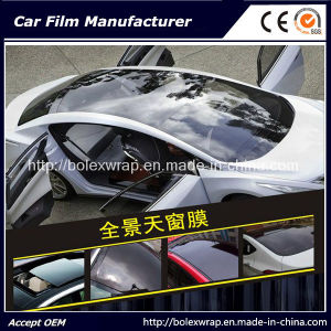 High Glossy Black Car Roof Protective Film, Car Roof Film 3 Layers pictures & photos