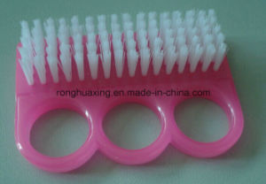 Plastic Nails Dusting Brush S0437 pictures & photos