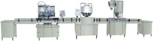 Beverage Machinery Washing,Filling and Sealing Production Line for Pure Water, Mineral Water