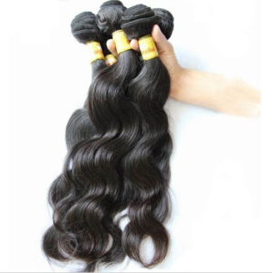 2015 Brazilian Body Wave Virgin Weaving Hair pictures & photos