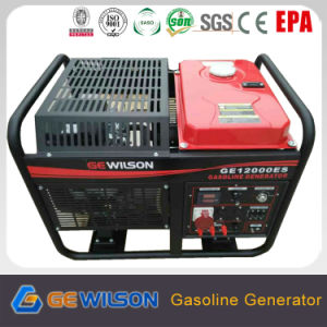 2 Cylinder Honda Gasoline Generator 9.5kw pictures & photos