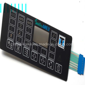 Membrane Switch Utilized High Temperature Plastic Domes for Backlighting in Hot Environments pictures & photos