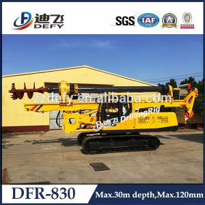 30m Pile Driver Equipment, Construction Screw Pile Earth Drilling Machine pictures & photos