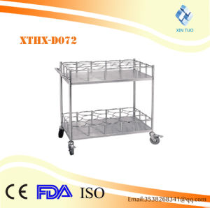 Factory Direct Price Factory Classical Water Bottle Delivery Trolley OEM pictures & photos
