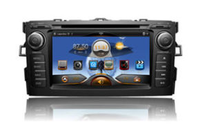 7 Inch Corolla Pure Android 4.2 DVD Player with GPS Car Navigation System