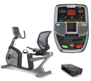 Ce Approved Commercial Recumbent Bike (SK-R4000) pictures & photos