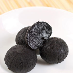 Good Taste Fermented Peeled Single Black Garlic (500g/can)