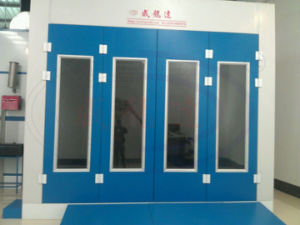 European Standard Wld 9000 Paint Booth (CE) (TUV) pictures & photos