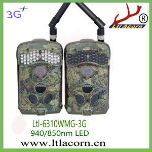 3G WiFi 12MP 1080P 0.4s Fast Response Outdoor Widlife and Security Hunting Trail Camera